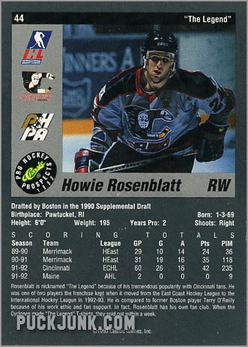 Howie Rosenblatt