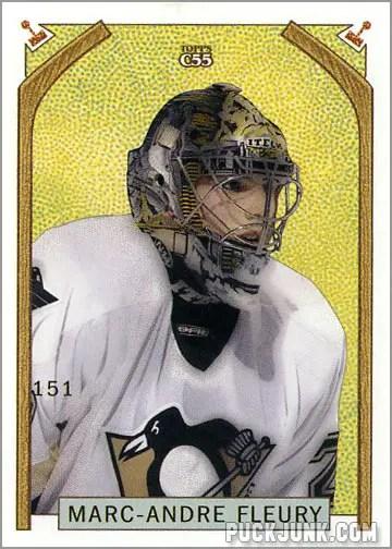 2003-04 Topps C55 #151 - Marc-Andre Fleury