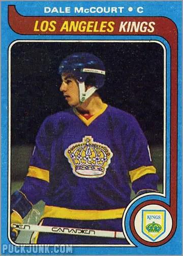 1979-80 Topps #63 - Dale McCourt