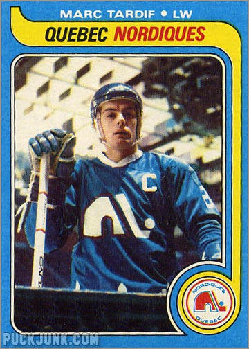 1979-80 Topps #108 Marc Tardif