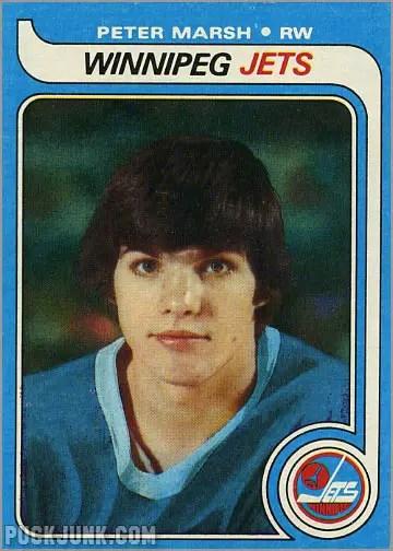 1979-80 Topps #147 - Peter Marsh