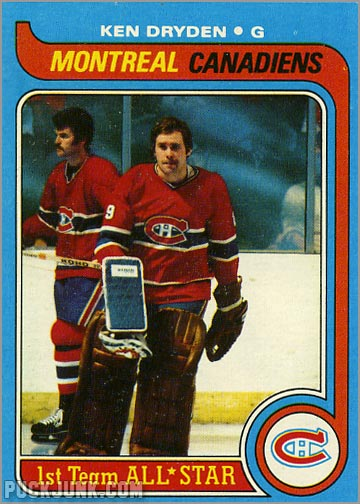 1979-80 Topps #150 - Ken Dryden