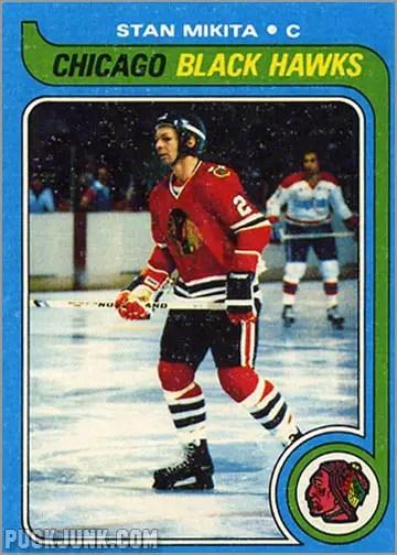 1979-80 Topps #155 - Stan Mikita