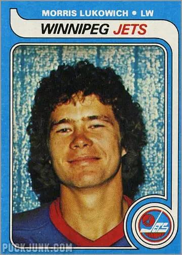 1979-80 Topps #202 - Morris Lukowich