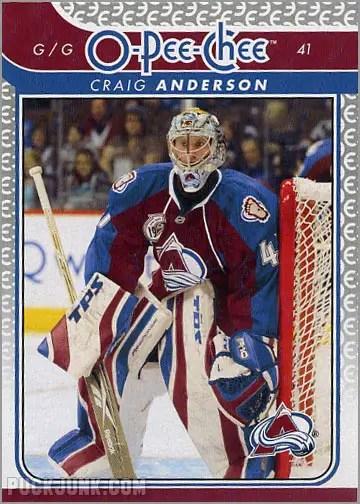 2009-10 OPC Update #699 - Craig Anderson
