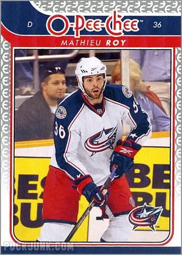 2009-10 OPC Update #748 - Mathieu Roy
