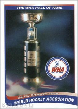 2010 WHA Hall of Fame #1 - The Avco World Trophy