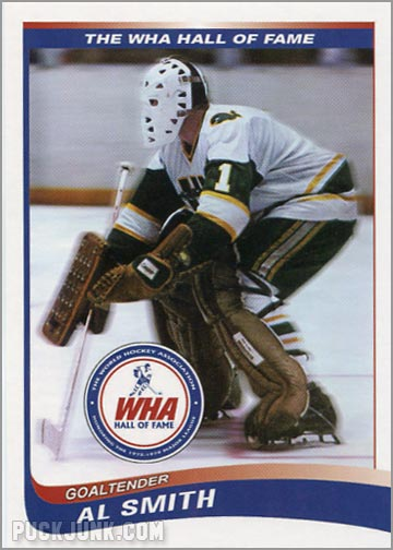2010 WHA Hall of Fame #7 - Al Smith