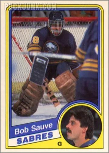 1984-85 OPC #30 - Bob Sauve