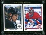 1990-91 Upper Deck Prototype Cards