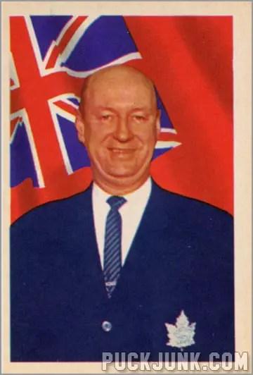 1963-64 Parkhurst #19 - George (Punch) Imlach