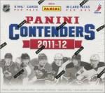 2011-12 Panini Contenders box break