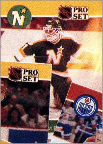 Lost Cards: 1990-91 Pro Set Kari Takko