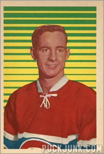 1963-64 Parkhurst #35 - Robert Rousseau