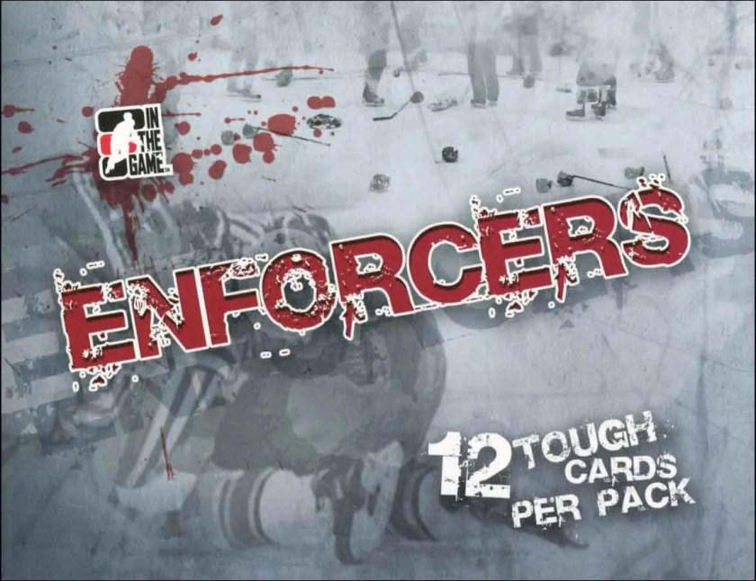 ITG Enforcers Box Break #1