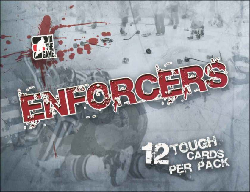 ITG Enforcers Box Break #3