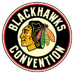 Blackhawks Convention Logo