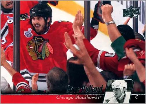 2010-11 Upper Deck #158 - Dave Bolland