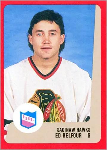 1988-89 ProCards AHL/IHL - Ed Belfour