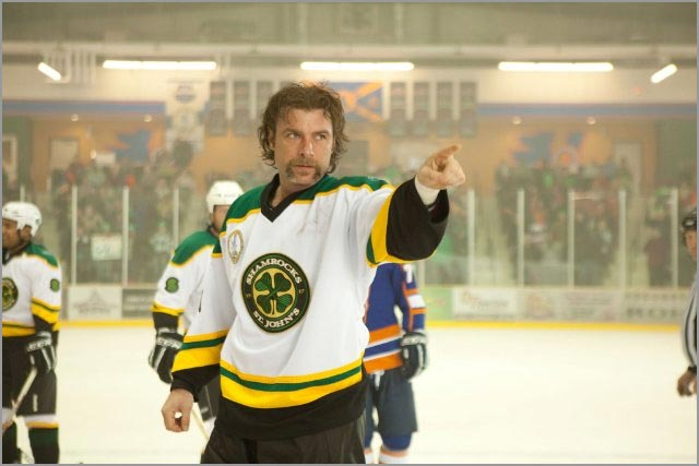 """Liev Schreiber as Ross """"The Boss"""" Rhea in Goon [Magnolia Pictures]"""