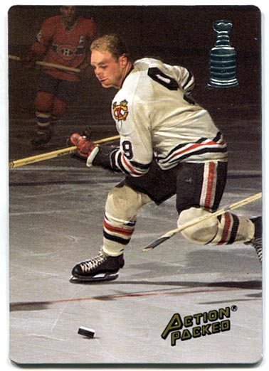 Action Packed Hockey Hall of Fame #BH1 - Bobby Hull