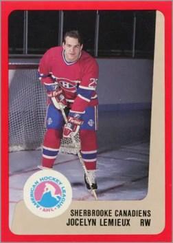 1988-89 ProCards AHL/IHL -  Jocelyn Lemieux