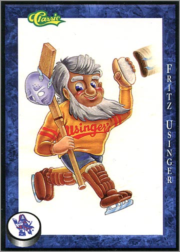 Card of the Week: Of Stick Saves & Sausage Links