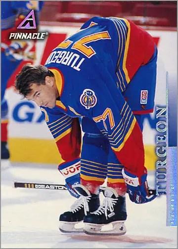 1997-98 Pinnacle #75 - Pierre Turgeon