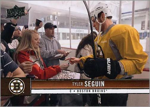 2012-13 Upper Deck #13 - Tyler Seguin