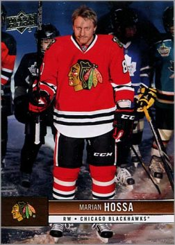 2012-13 Upper Deck #37 - Marian Hossa