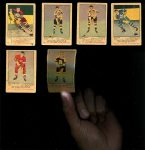 An Epic Haul of 1951-52 Parkhurst Cards