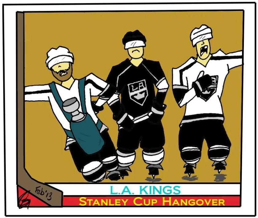 Kings Hangover