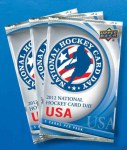 National Hockey Card Day in the USA is Saturday, February 16, 2013
