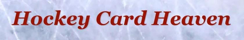 Hockey Card Heaven