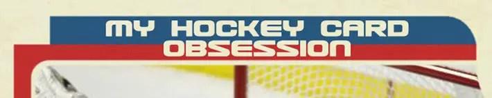 My Hockey Card Obsession