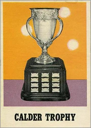 1970-71 O-Pee-Chee #258 - Calder Trophy