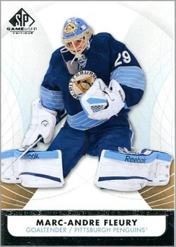 2012-13 SP Game Used #24 - Marc-Andre Fleury
