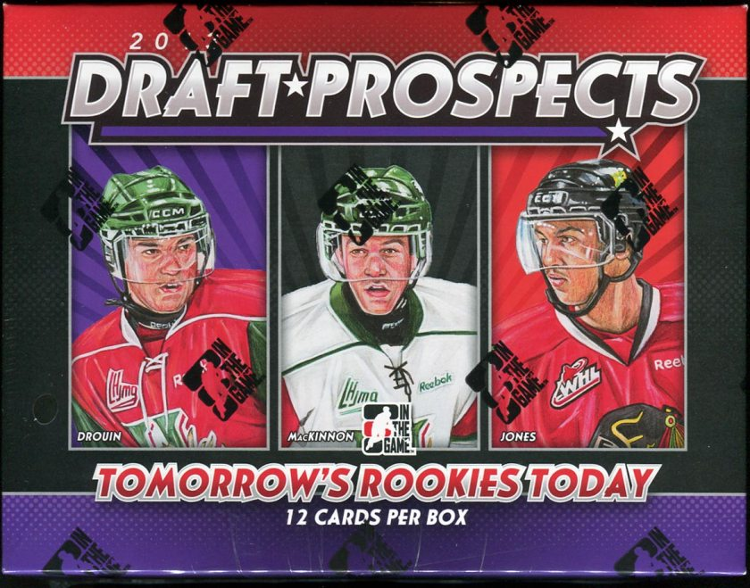 2013 ITG Draft Prospects Box Break