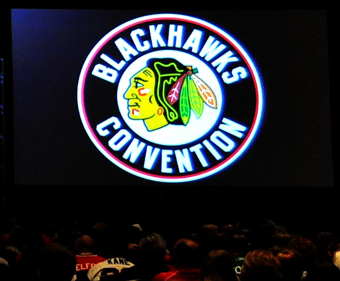2013 Blackhawks Convention day 3 recap