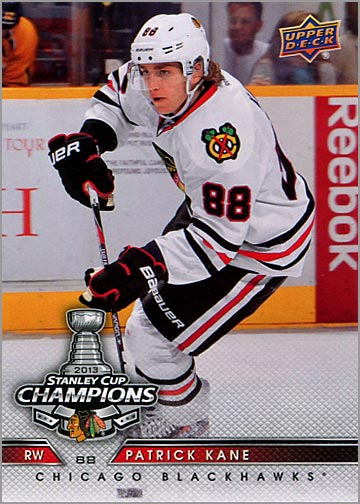 2013 Chicago Blackhawks Commemorative Box Set #12 - Patrick Kane