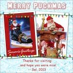 Merry Puckmas 2013