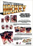 1994-95 Action Packed Badge of Honour Promo Hockey Pins