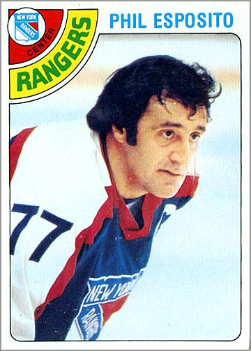 Deja Vu Tuesday: Phil Esposito