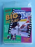 1994-95 Action Packed Big Picture Collectible Promo Posters