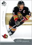 Career in Cards: Daniel Alfredsson