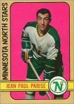 "Career in Cards: Jean-Paul ""J.P."" Parise"