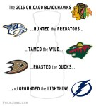 How the Blackhawks won the Stanley Cup