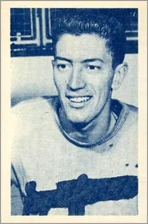 1952-53 B & D OHA/QJHL #5 - Al Arbour