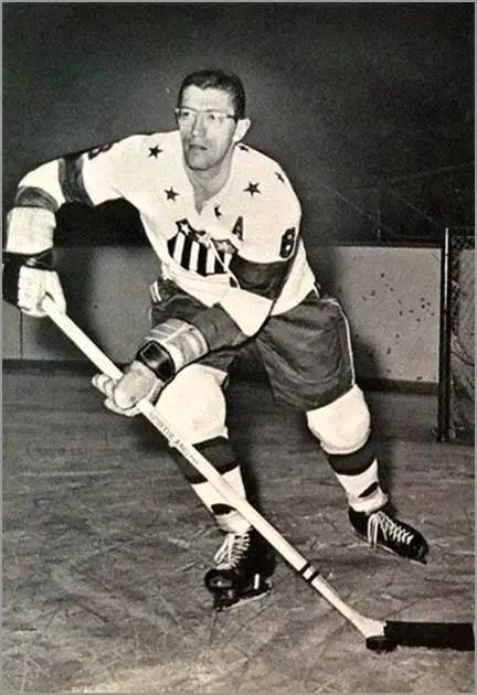 1963-64 Rochester Americans - Al Arbour
