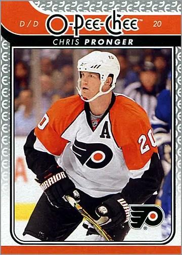 2009-10 O-Pee-Chee #623 - Chris Pronger